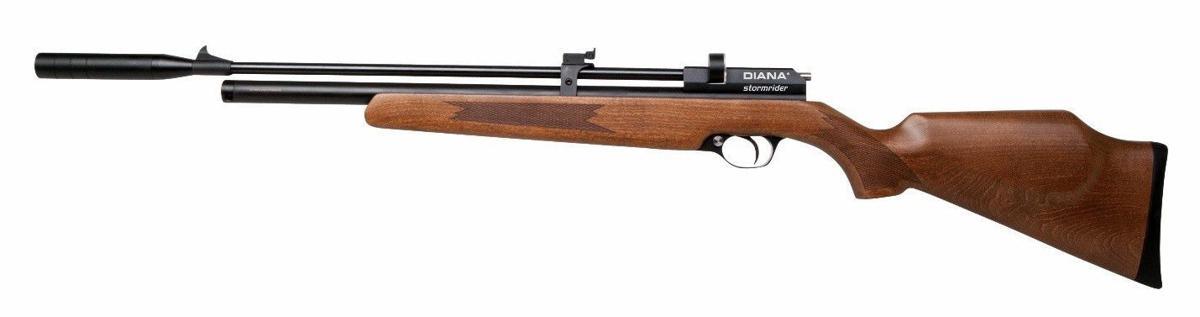 Recall air rifle