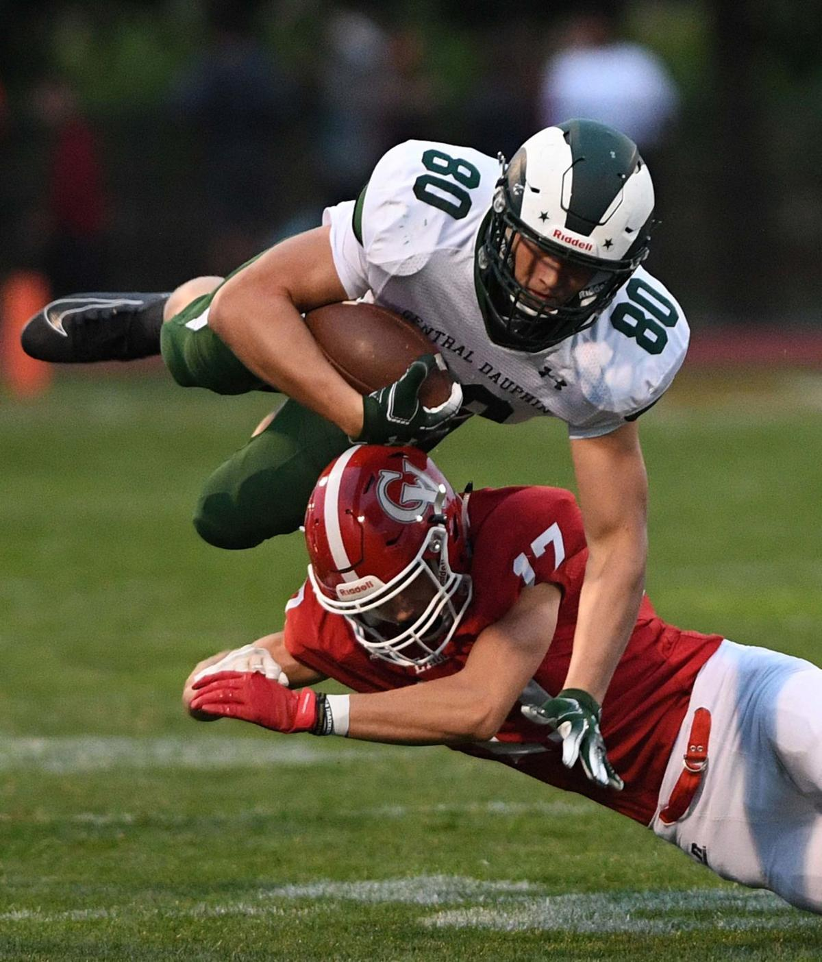 Cumberland Valley Central Dauphin Football 2