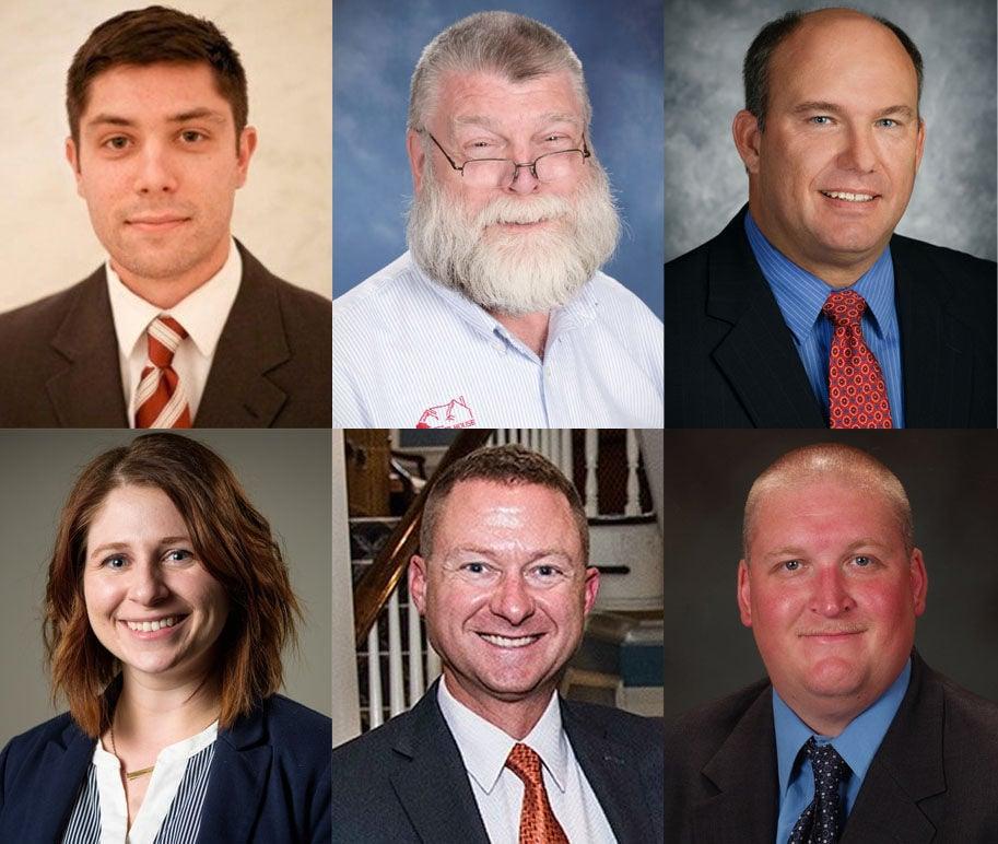 New Cumberland Borough Council candidates