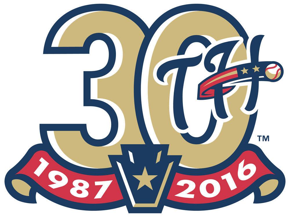 Eastern League Harrisburg Senators Unveil 30th Anniversary Logo