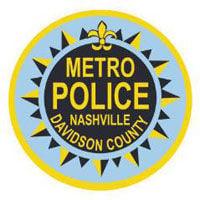Nashville police logo