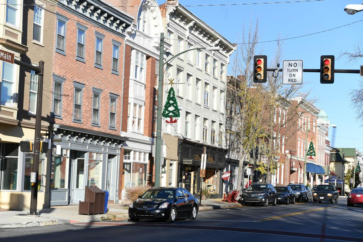 Downtown Mechanicsburg