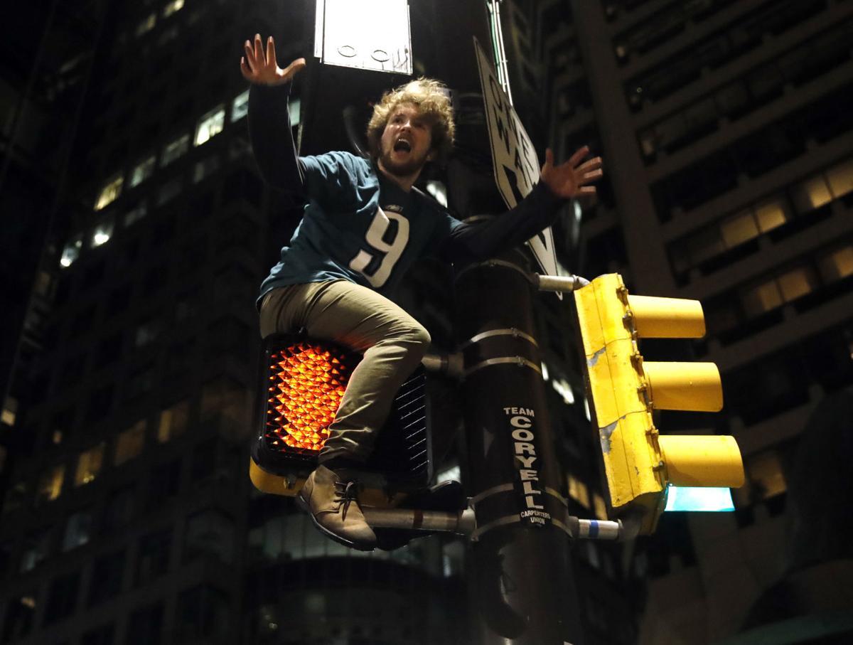 Eagles Patriots Super Bowl Reax Football