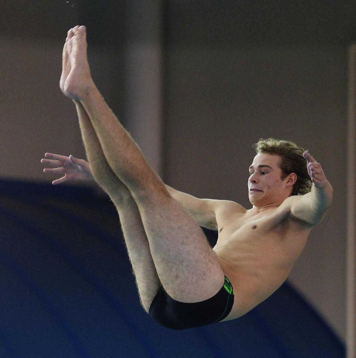 District 3 Class 2A Diving Championships