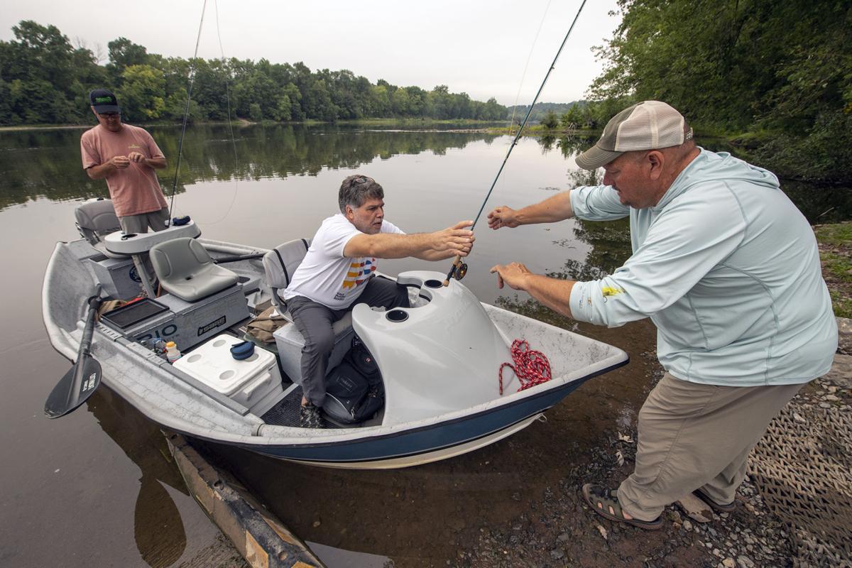 Exchange-River Species Struggle