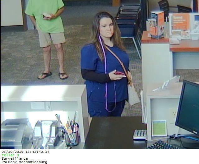 East Pennsboro bank fraud