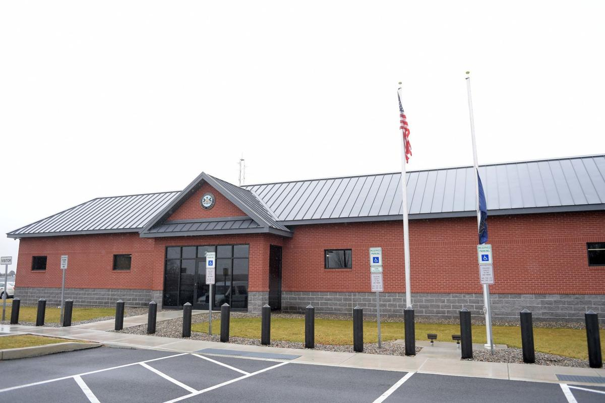 Pennsylvania State Police Barracks