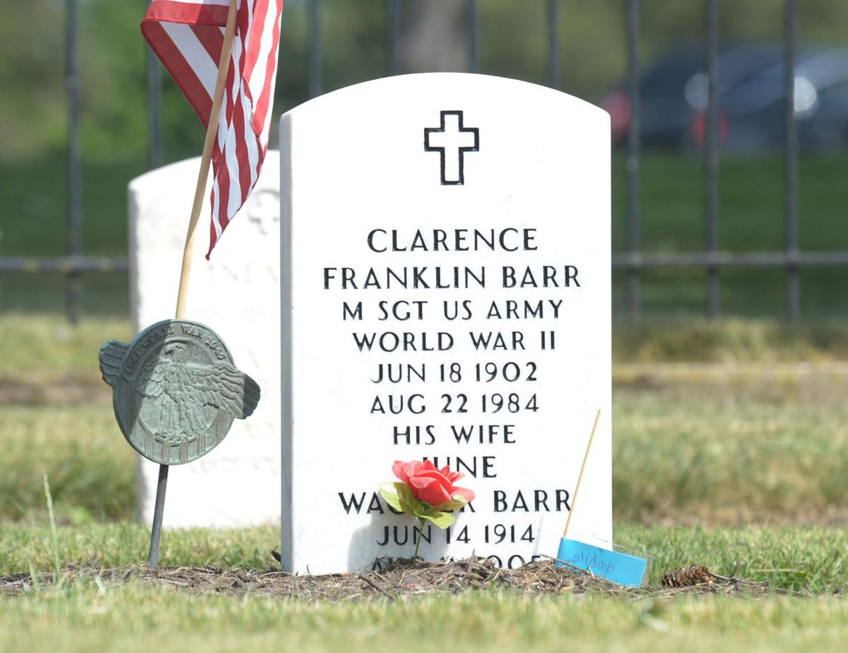 Clarence Franklin Barr