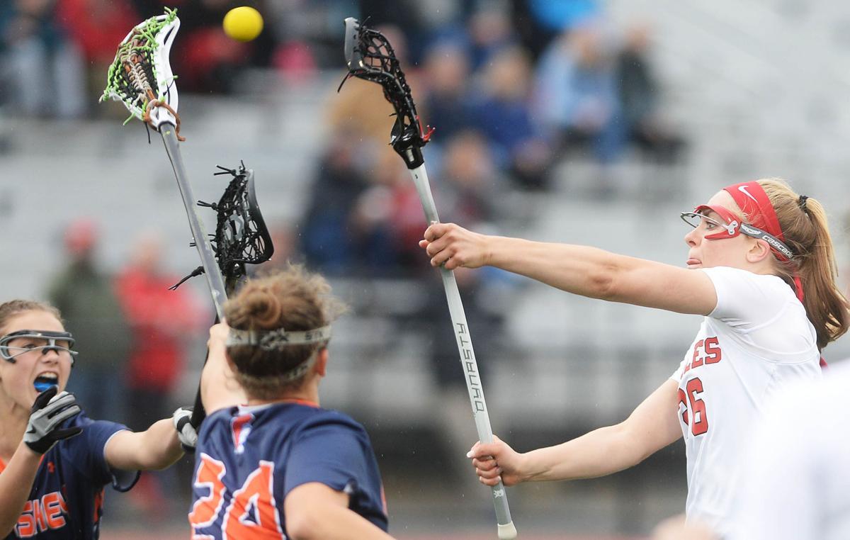 Girls Lacrosse: Cumberland Valley vs Hershey