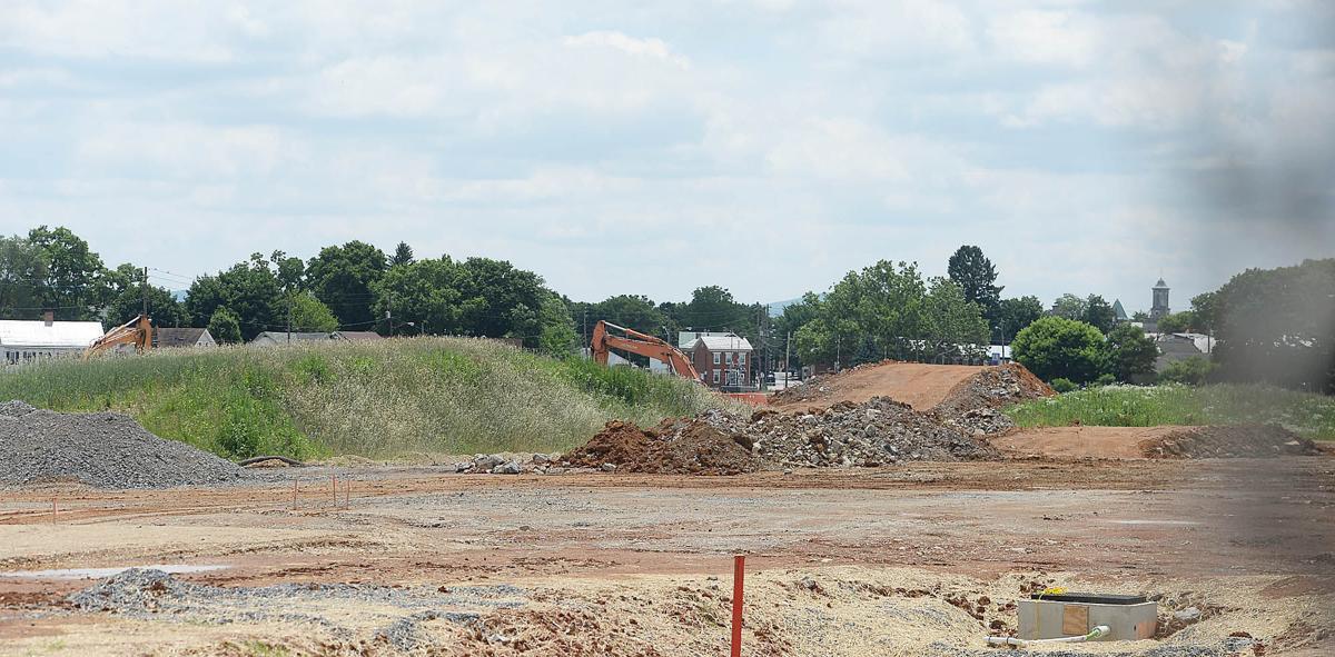Former IAC construction