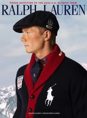 Olympic looks mix patriotism and the Polo pony
