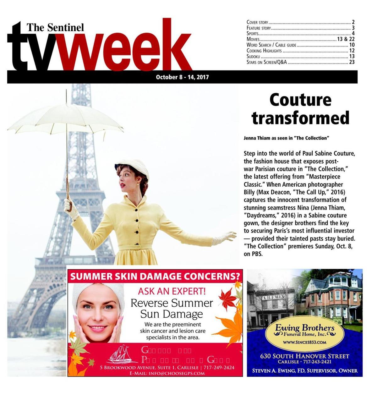 TV Week - October 8-14