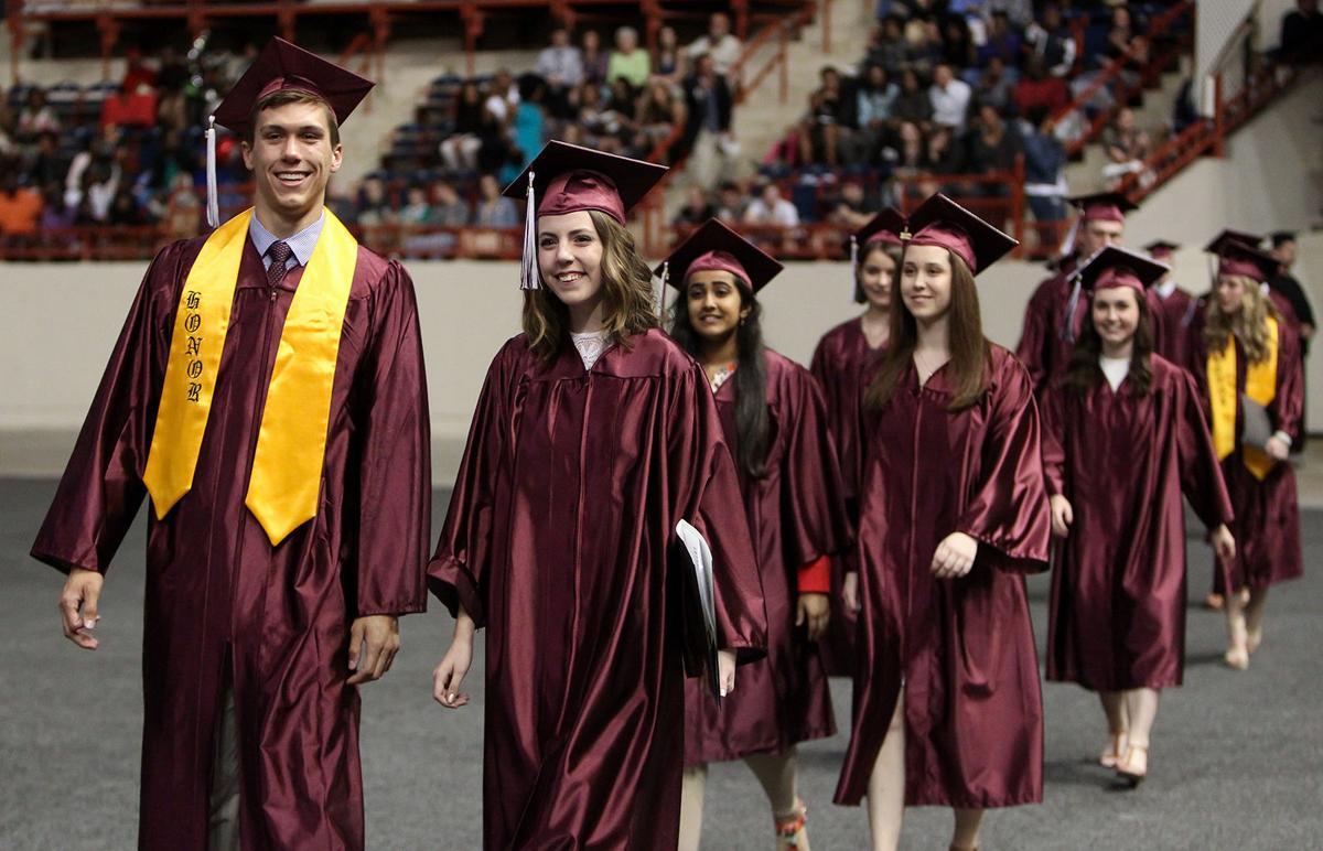 Mechanicsburg Area High School Commencement