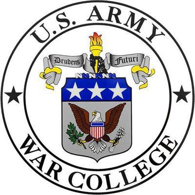 Army War College logo