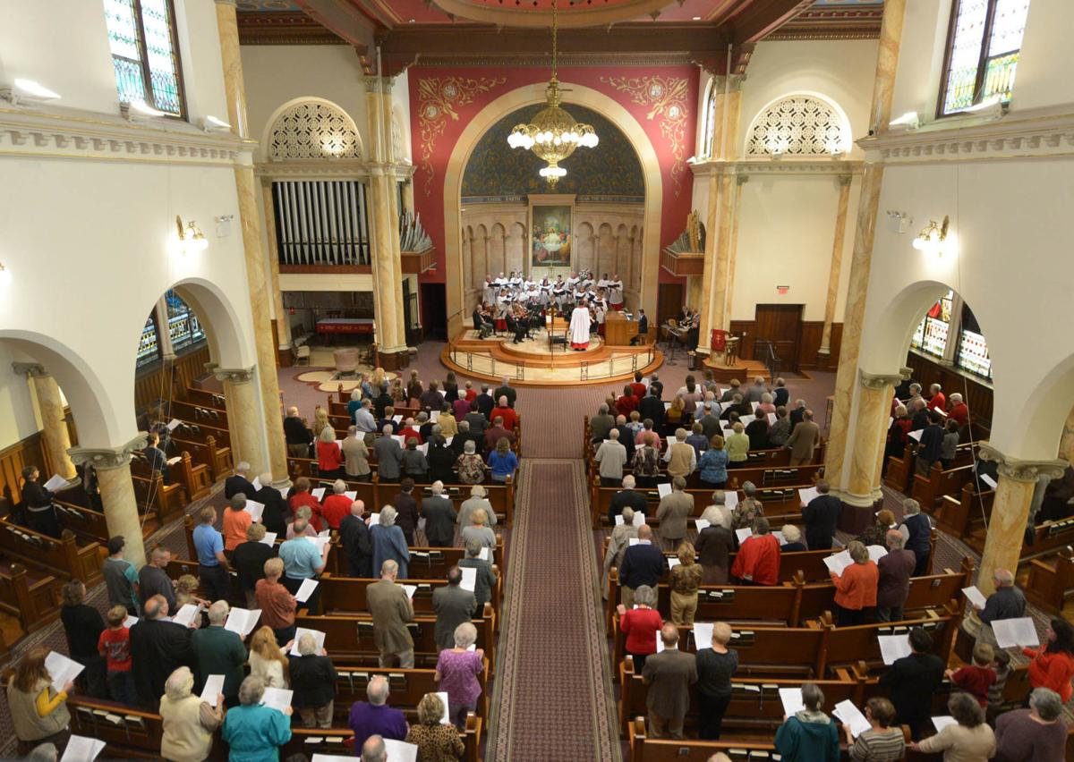 First Evangelical Lutheran Church 250th Anniversay Sacred Concert