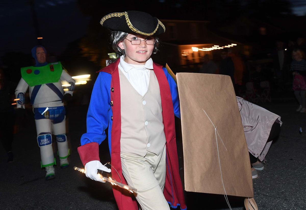 Mechanicsburg Halloween Parade
