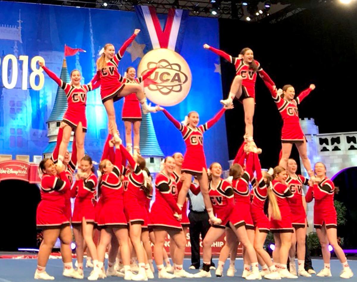 CV Cheerleaders