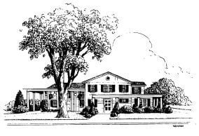 Kern Funeral Home logo