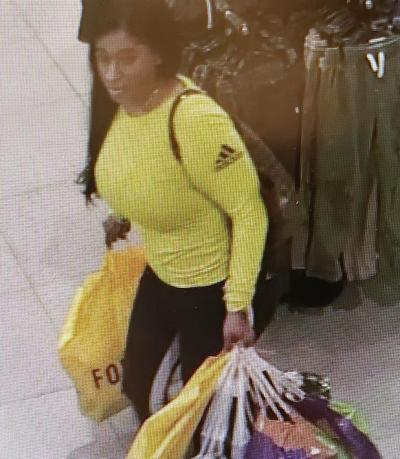 Police: Woman used stolen credit card for $1,340 Capital City Mall shopping spree