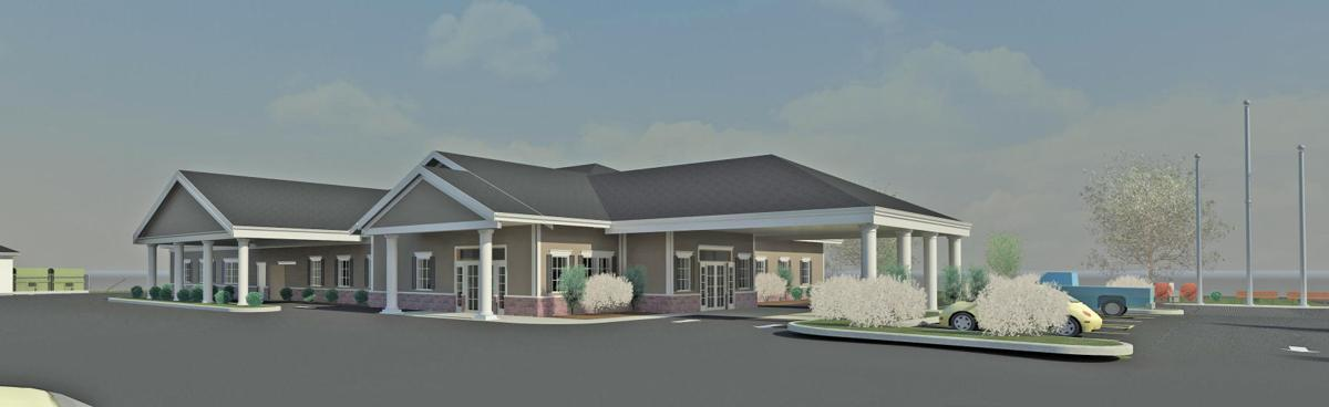 Hoffman roth to build new funeral home local for Funeral home building plans