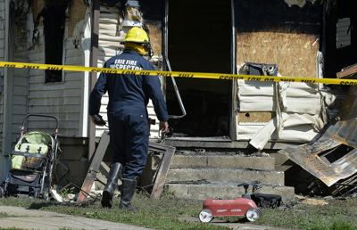Fatal Fire Children Killed