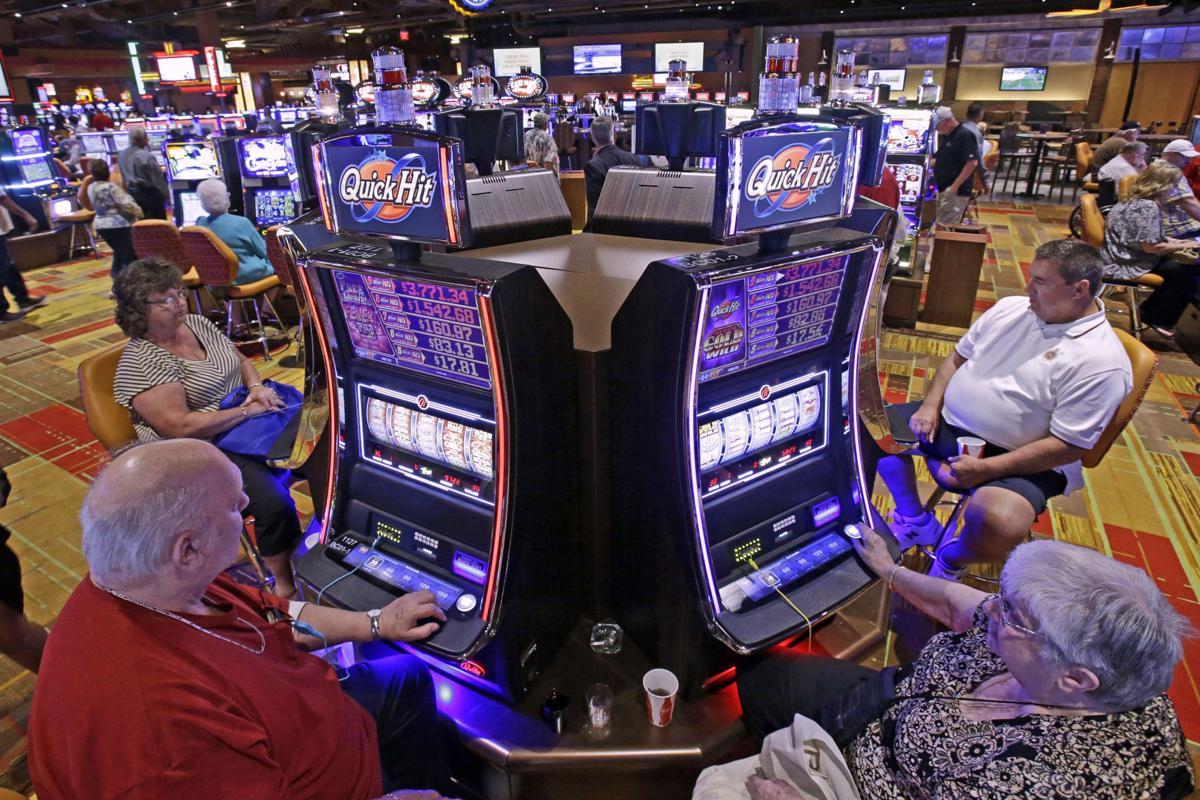 legal age casino pa