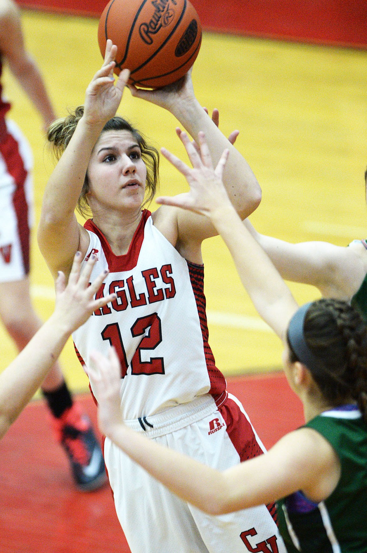 Girls Basketball: Carlisle at Cumberland Valley (copy)