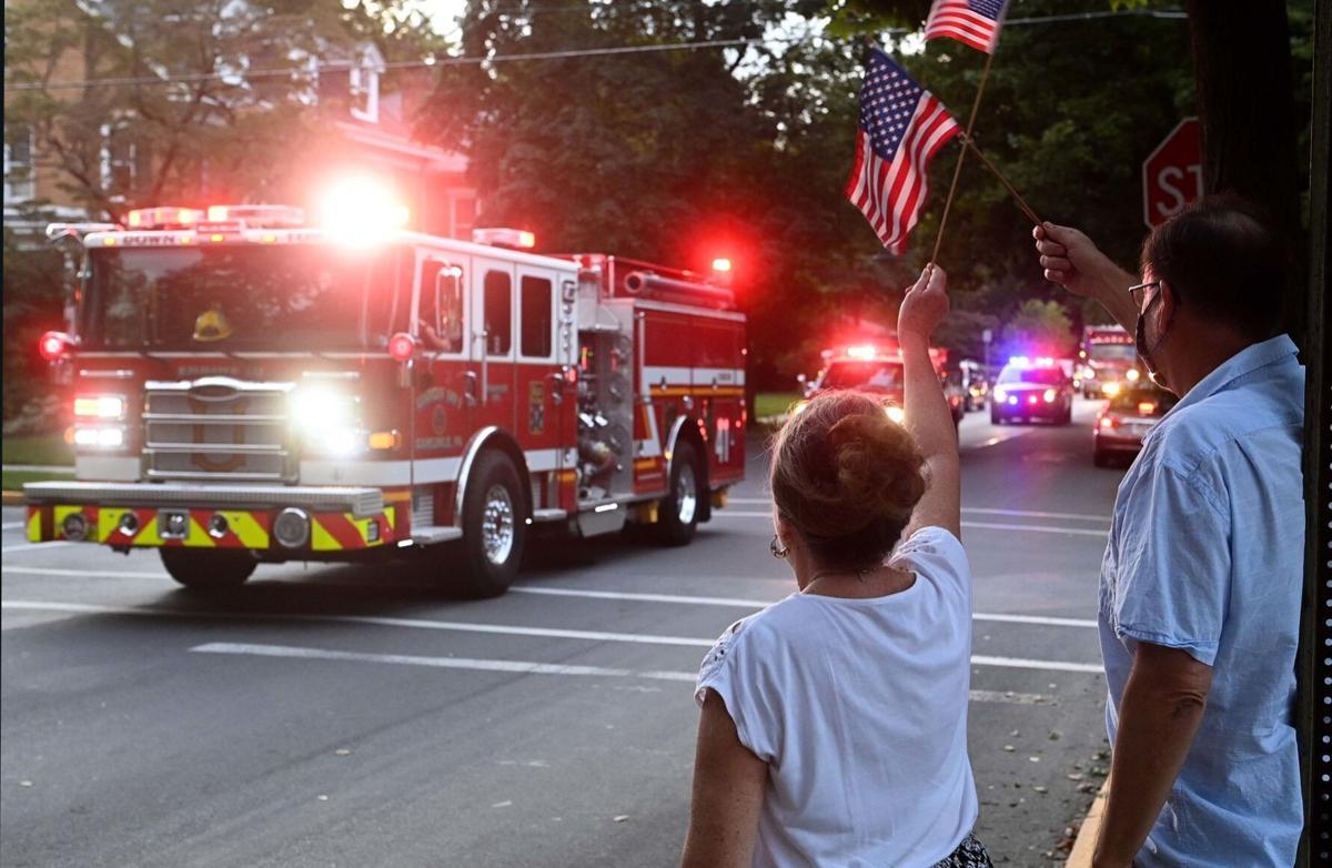 911 Emergency Vehicles Parade 3