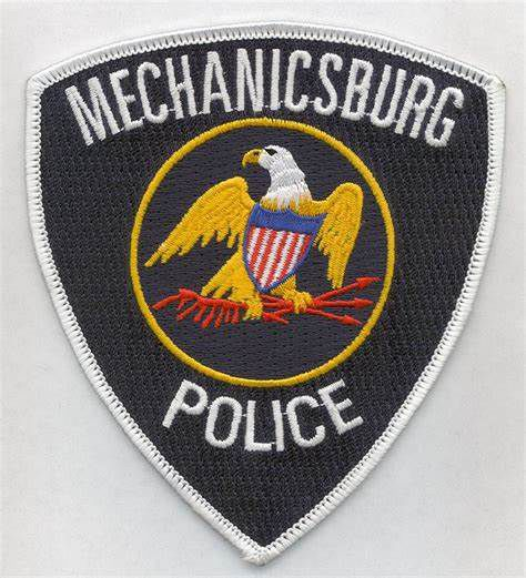 Mechanicsburg Police logo