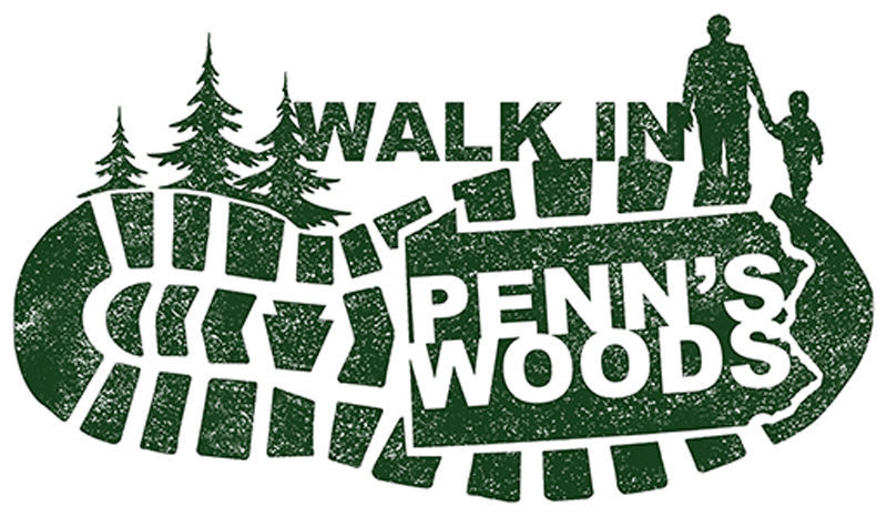 Walk in Penn's Woods logo