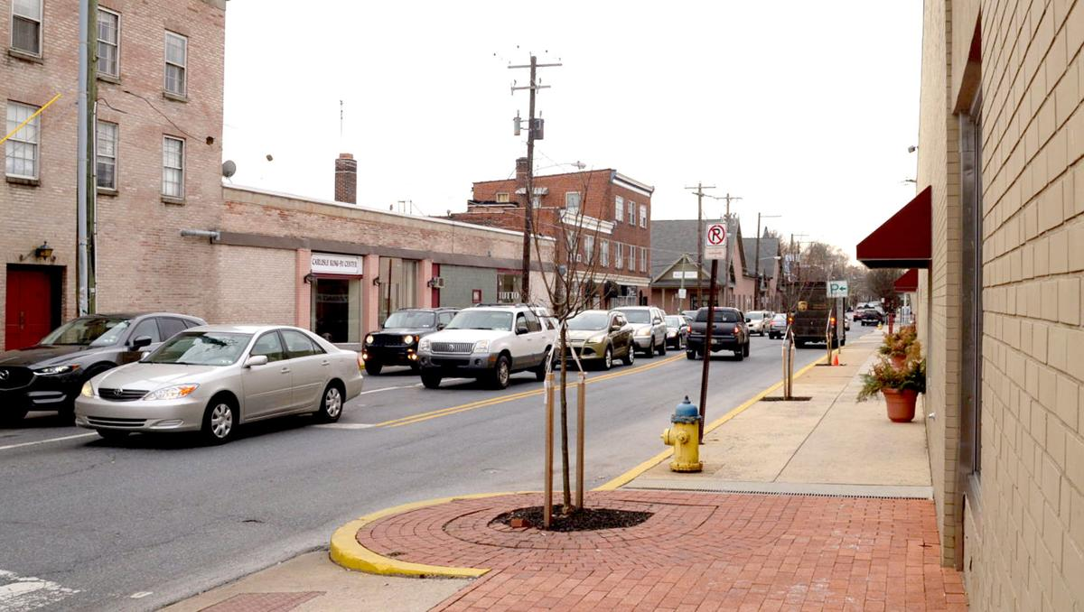 Louther streetscape