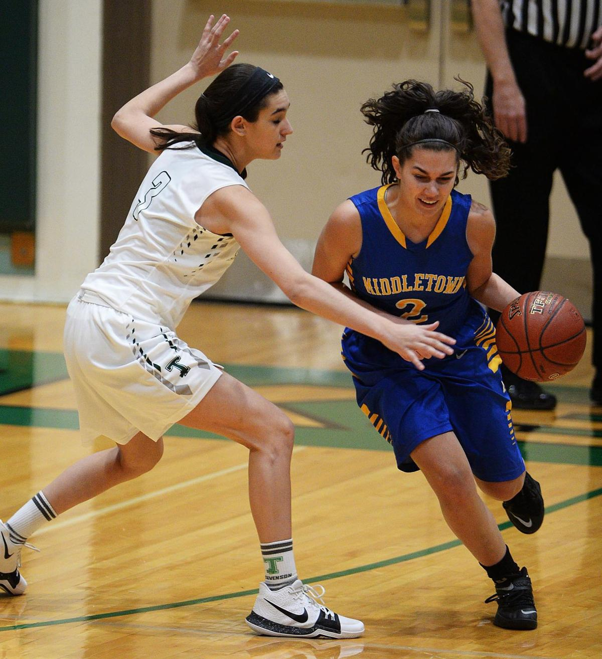 Girls Basketball: Middletown at Trinity (copy)