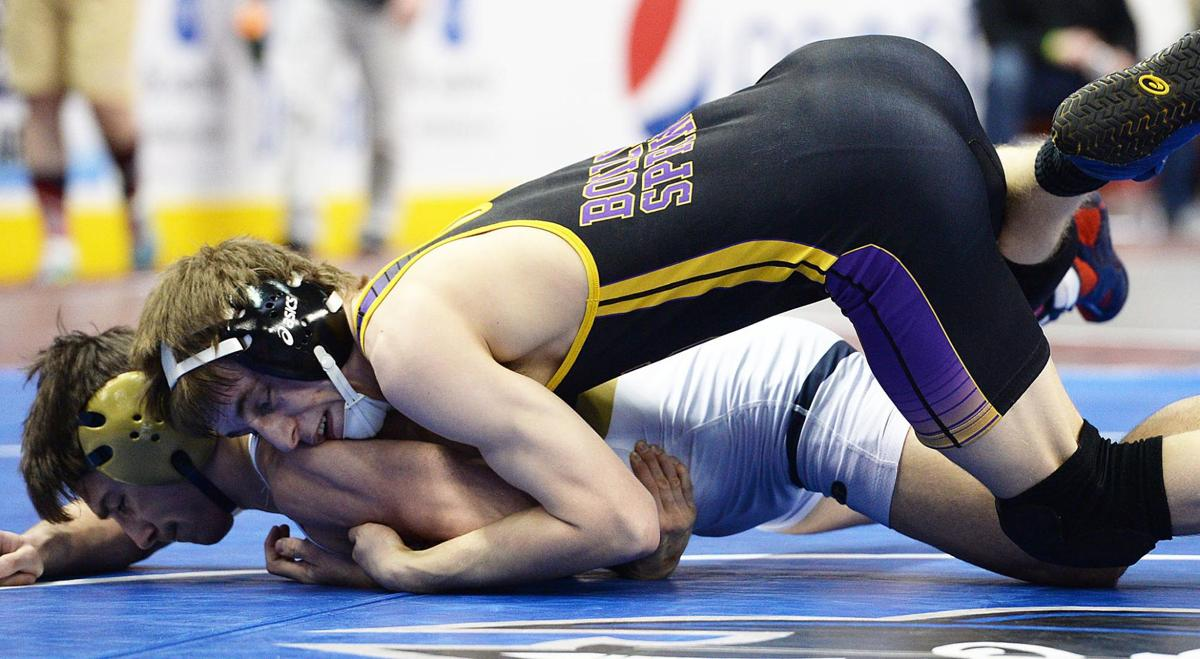 District 3 Individual Wrestling Championships Day 2