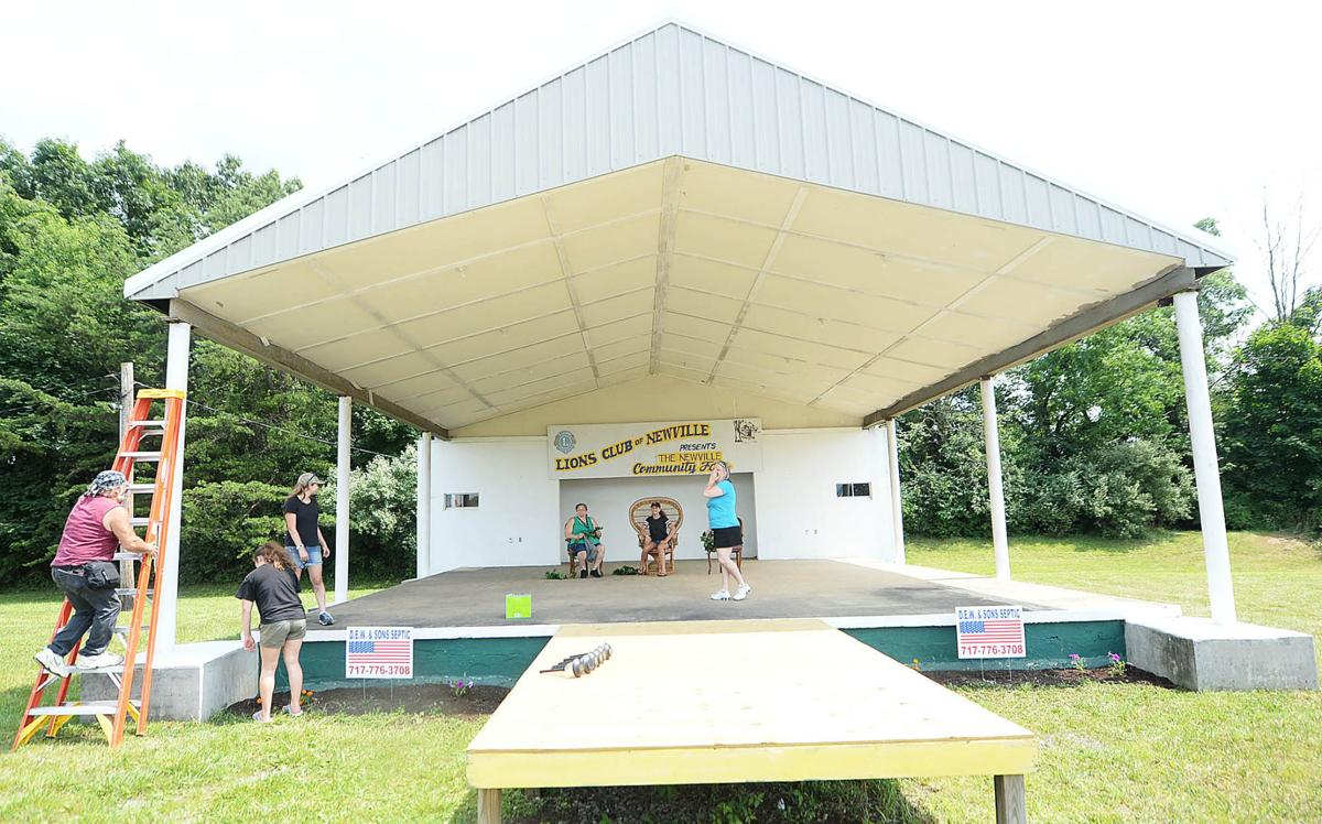 59th Annual Newville Lions Club Community Fair