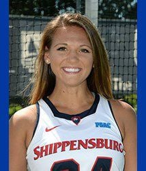 Mary Spisak, Shippensburg field hockey
