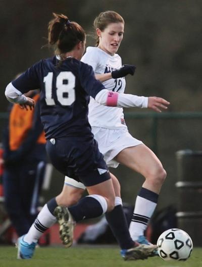 NCAA Women's Soccer Commonwealth Championship - Lebanon Valley vs. Messiah