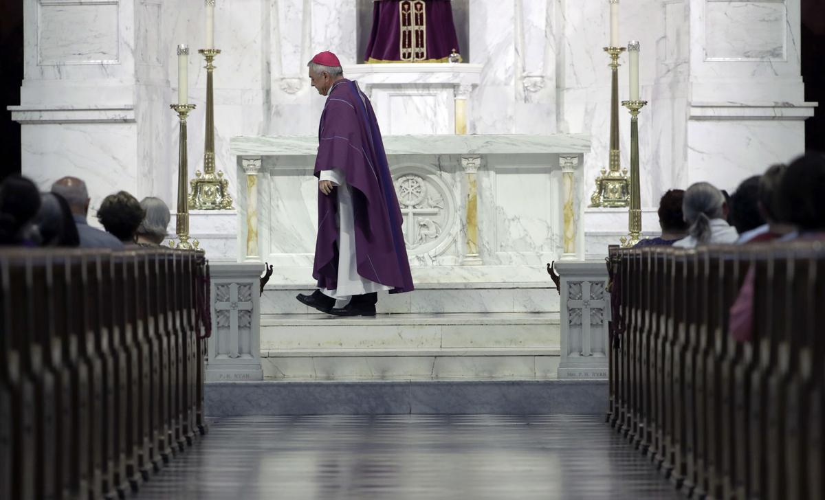 Harrisburg Diocese plans change for Ash Wednesday service ...