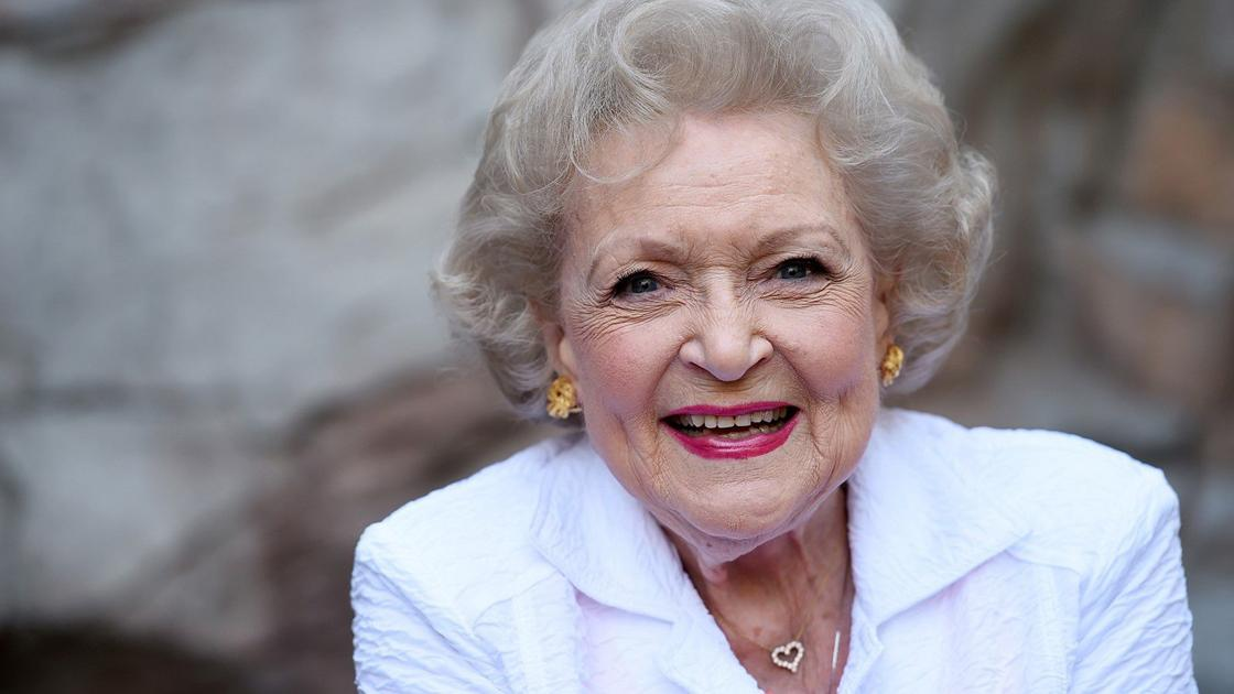 Betty White shares optimistic message while in self isolation. Here's how she's staying busy.