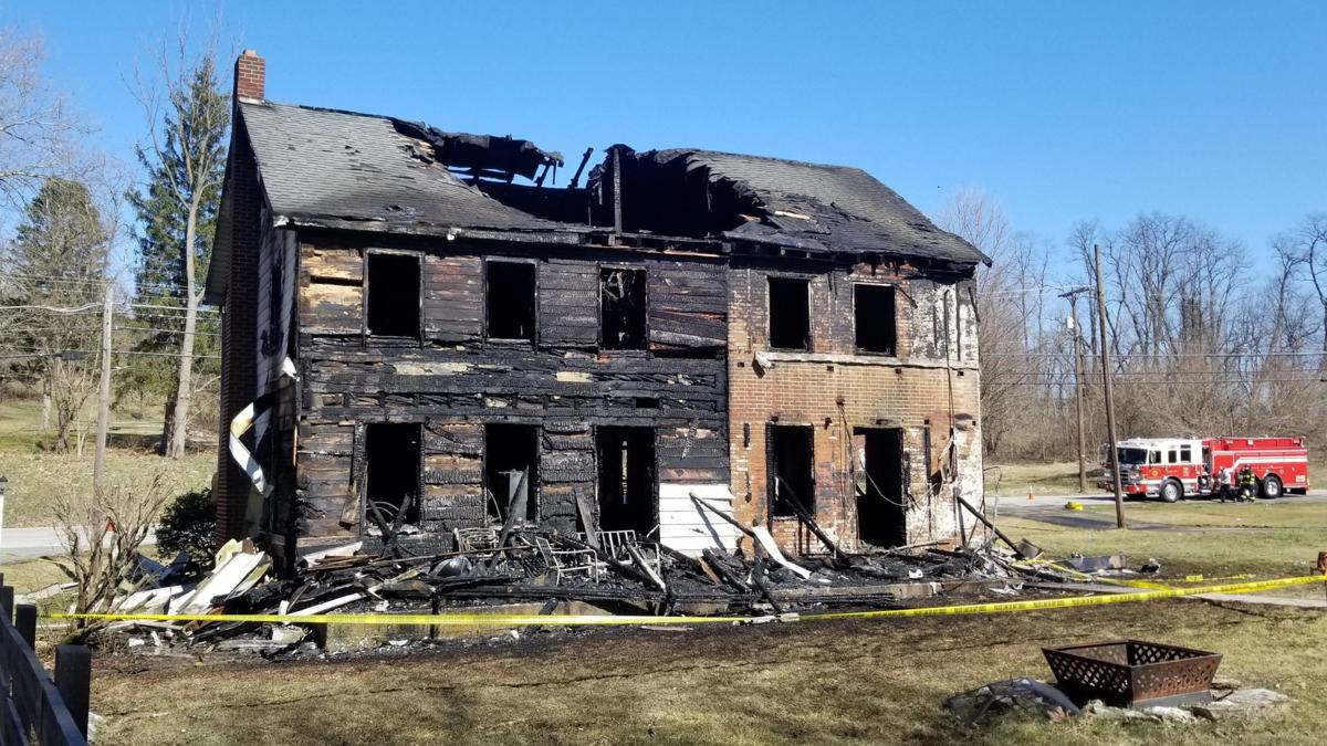 Monroe Township fire
