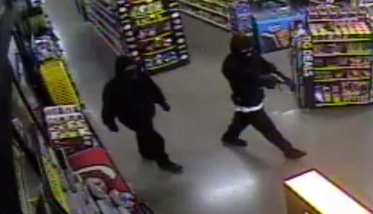 Perry County robbery