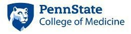 Penn State College of Medicine logo - web only