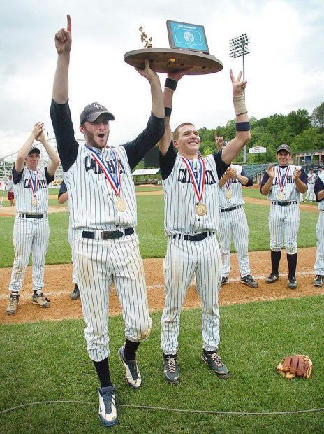 Camp Hill baseball wins second straight PIAA Class A title (2009)