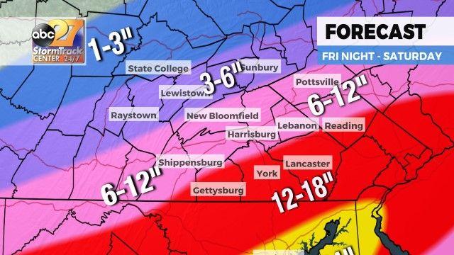 Us Thunderstorm Forecast Map