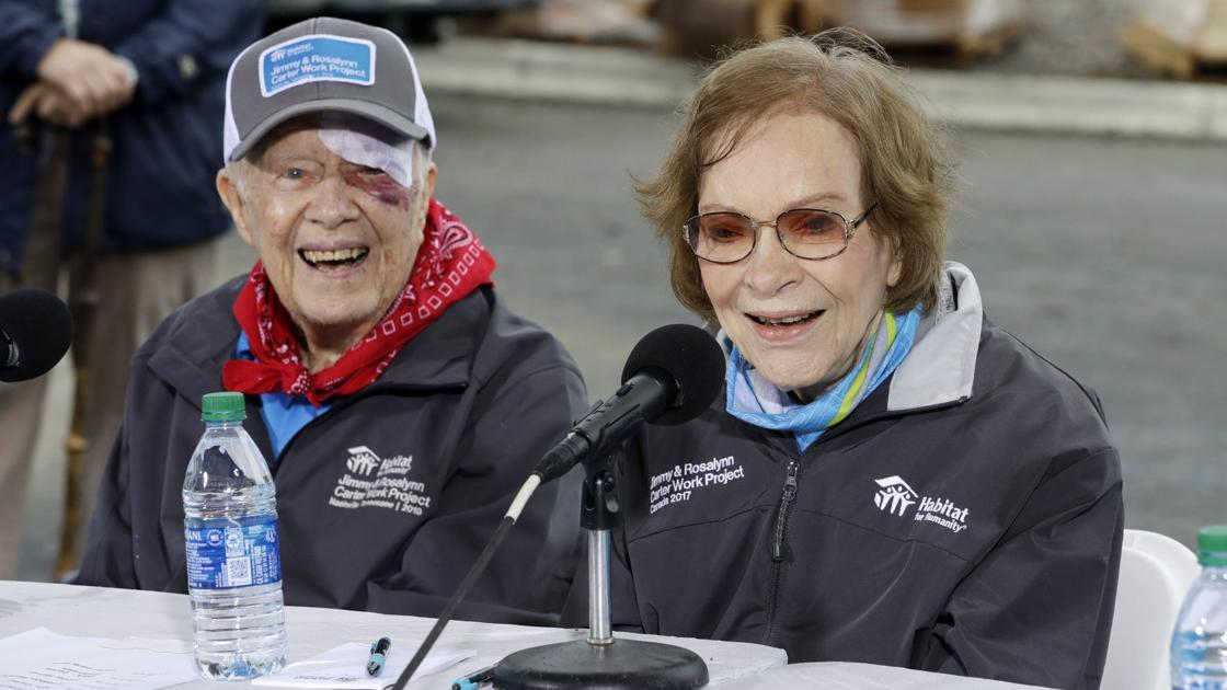 This may be the secret to Jimmy and Rosalynn Carter's amazingly long marriage