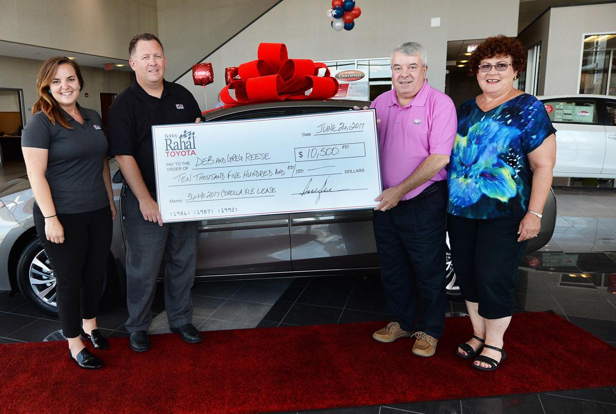 Bobby Rahal Toyota >> Dauphin County Couple Wins 3 Year Lease On Car Local