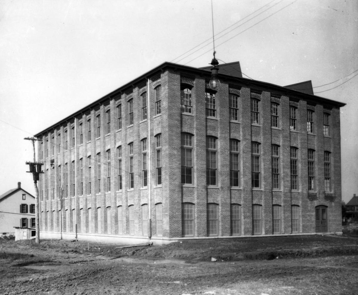 Beetem silk mill building