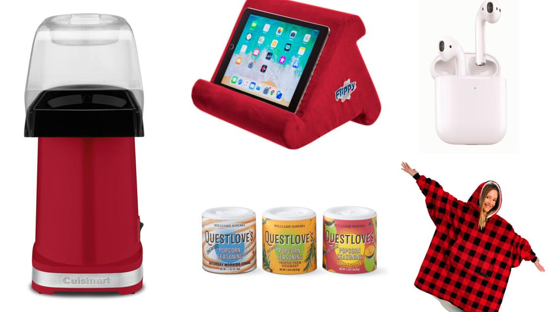 Here are a few binge-worthy options for the holiday gift season