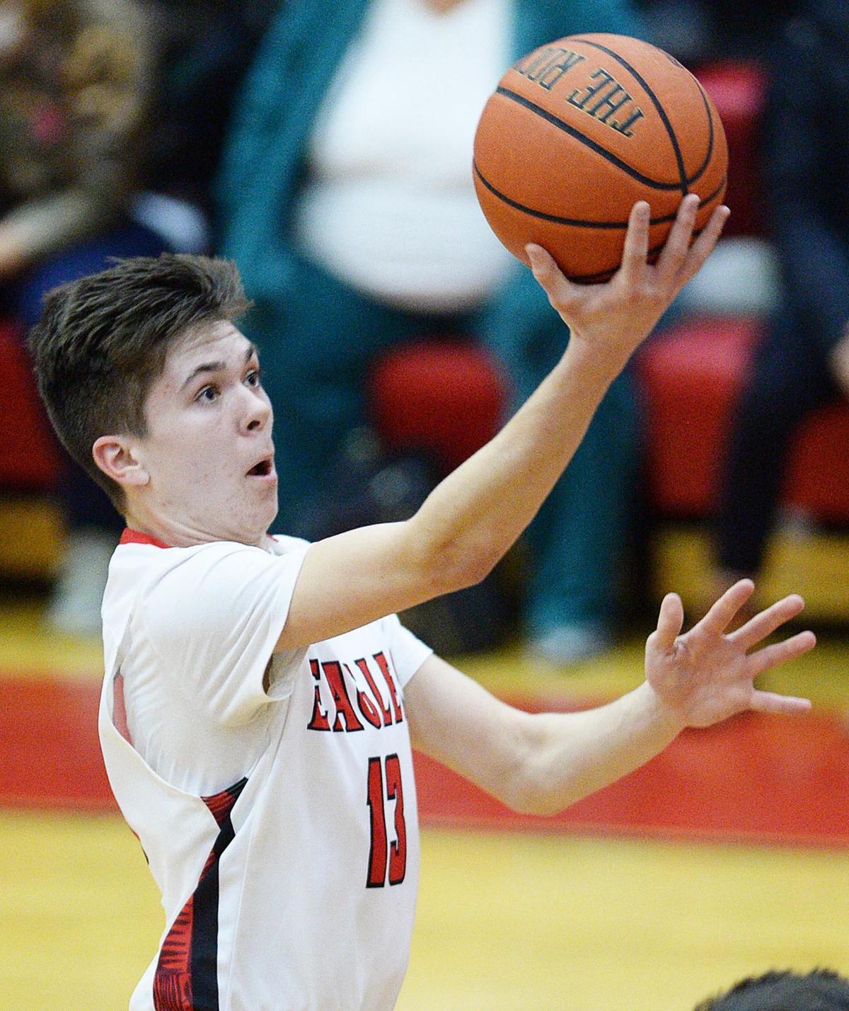 Carlisle at Cumberland Valley Boys Basketball (copy)