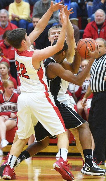 Cumberland Valley vs Harrisburg Boys Basketball