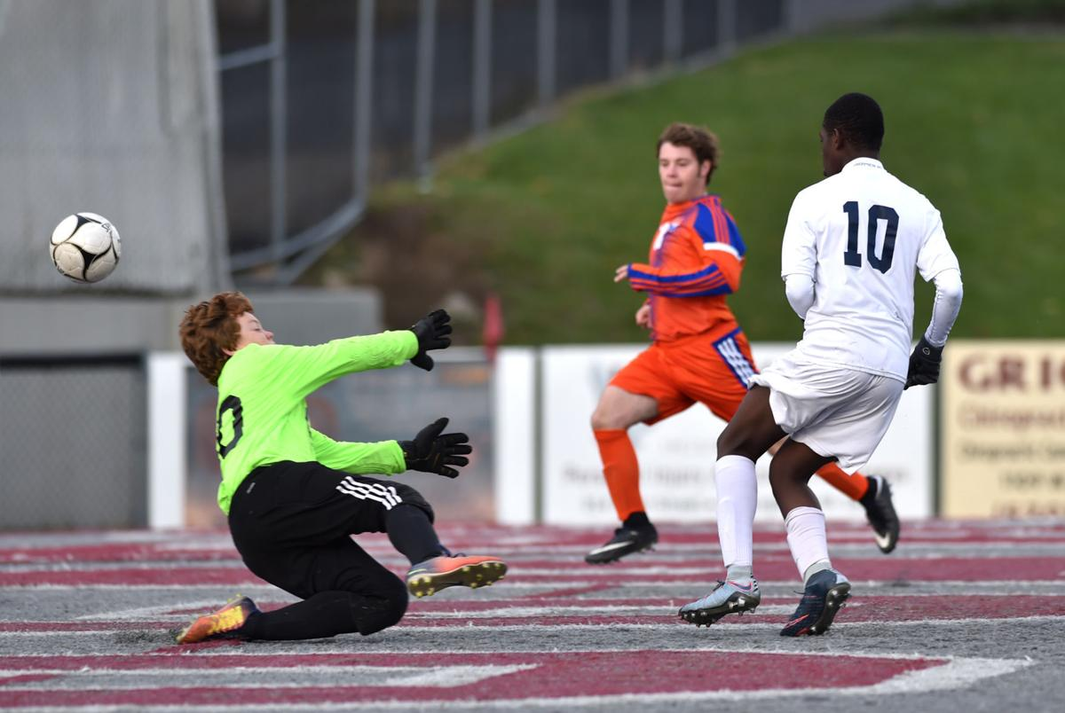 PIAA BSOC Camp Hill vs. Mountain View Nov 11, 2017